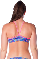Candy Kisses Top Ladies Two Piece - Tops - Shop Zealous Training Swimwear