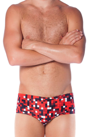 Daredevil Men's Briefs - Shop Zealous Training Swimwear