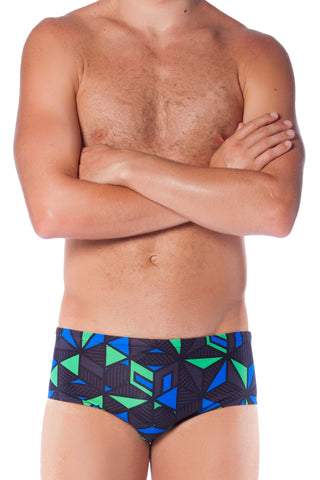 Rebel Rouser Men's Briefs - Shop Zealous Training Swimwear