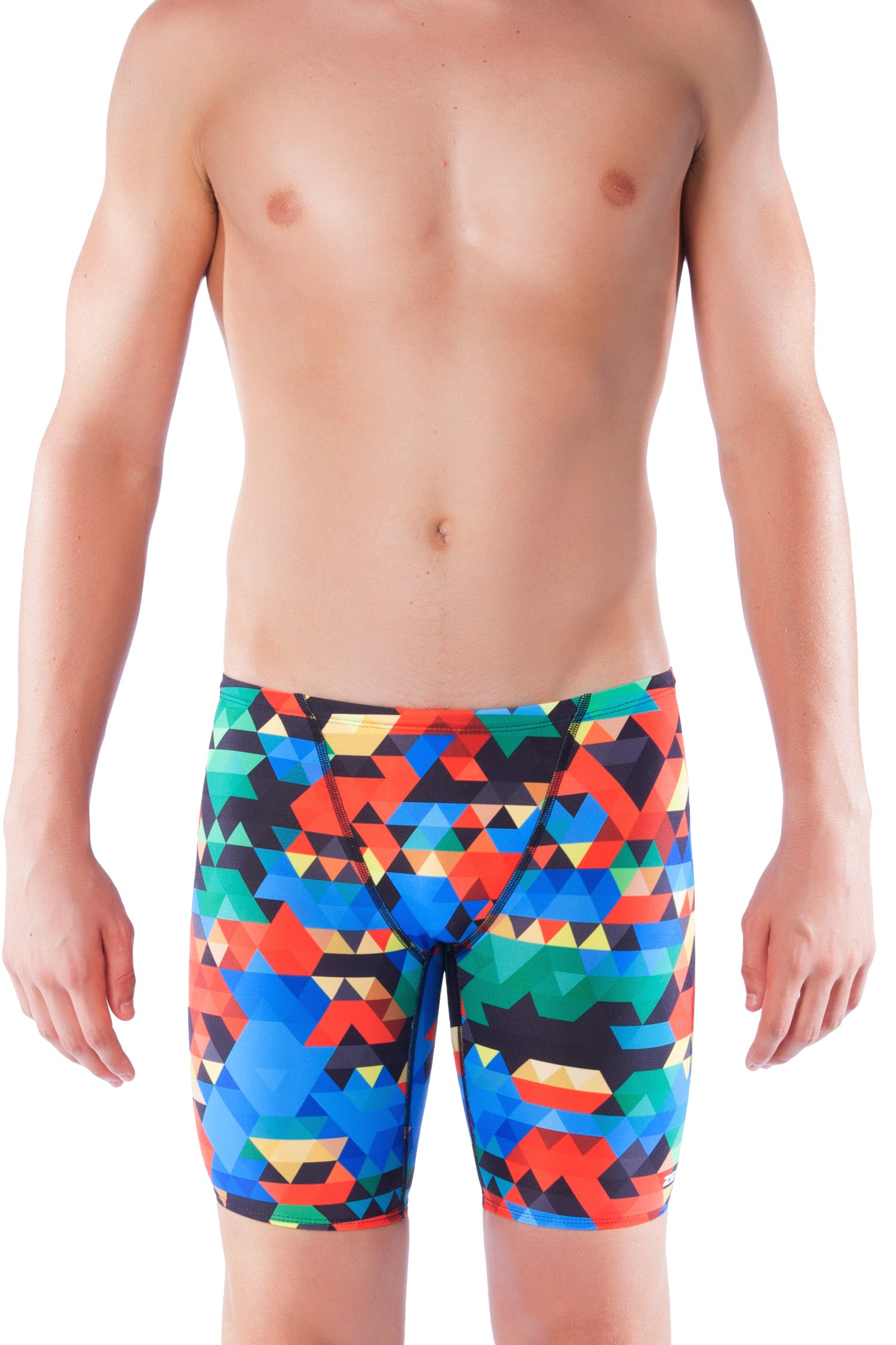Showdown Boys Jammers - Shop Zealous Training Swimwear