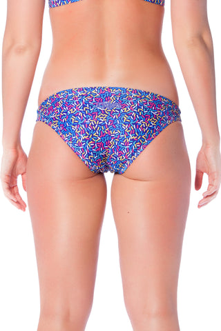 Candy Kisses Brief - Ladies 12 Only Ladies Two Piece - Briefs - Shop Zealous Training Swimwear