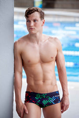 SUPERNOVA - MALE Personalised Swimwear - Shop Zealous Training Swimwear