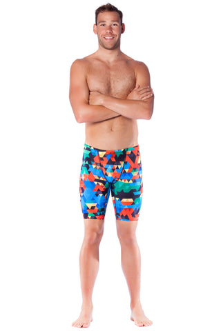 Showdown Men's Jammers - Shop Zealous Training Swimwear