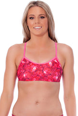 Heartfelt Top - Ladies 10 Only Ladies Two Piece - Tops - Shop Zealous Training Swimwear