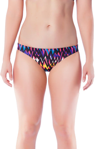 Venice Vibes Brief Ladies Two Piece - Briefs - Shop Zealous Training Swimwear