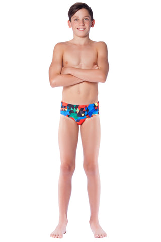 Magneto Boys Briefs - Shop Zealous Training Swimwear