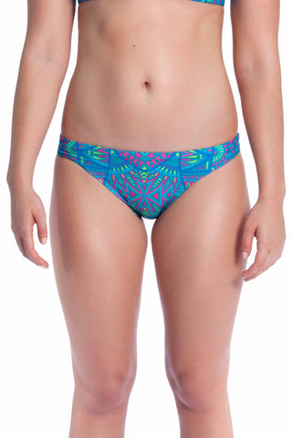 Tribal Soul Brief - Ladies 08 Only Ladies Two Piece - Briefs - Shop Zealous Training Swimwear