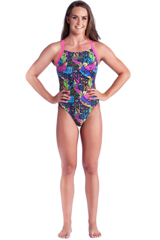 Moonchild Ladies Racers - Shop Zealous Training Swimwear