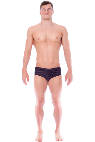Carbon Men's Briefs - Shop Zealous Training Swimwear