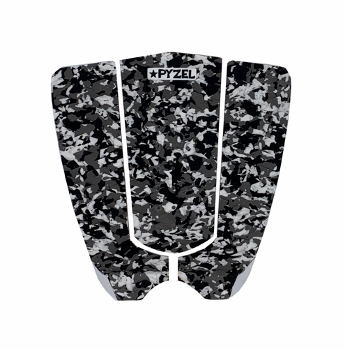 Pyzel Traction Pad - Black/White Camo