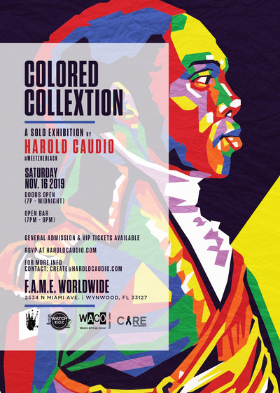 The Colored Collextion Art Exhibition