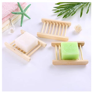 Wooden Soap Dish (ladder)