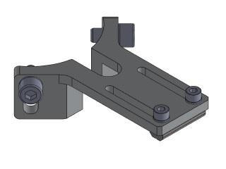 Air Hand Mounting Brackets 05 15 X