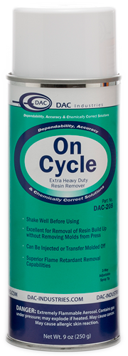 On Cycle HD Resin Remover