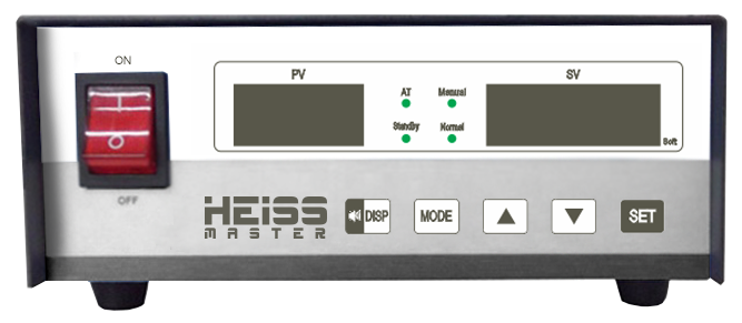 HEISS MASTER TEMPERATURE CONTROL - 1 AREA