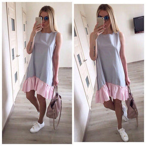 Casual Loose Summer Dress