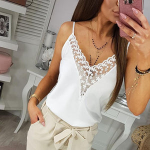 Stunning V-Neck Top