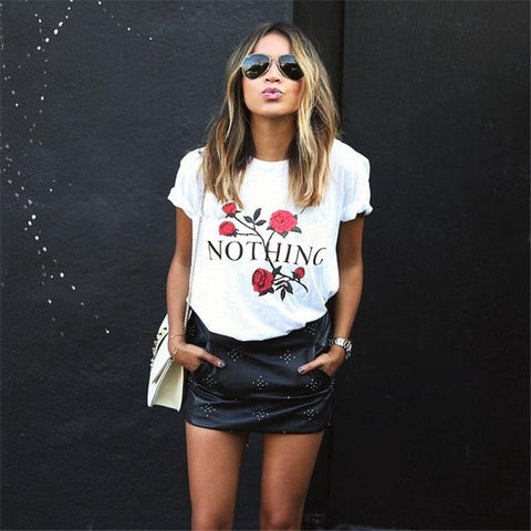 Nothing Floral Tee