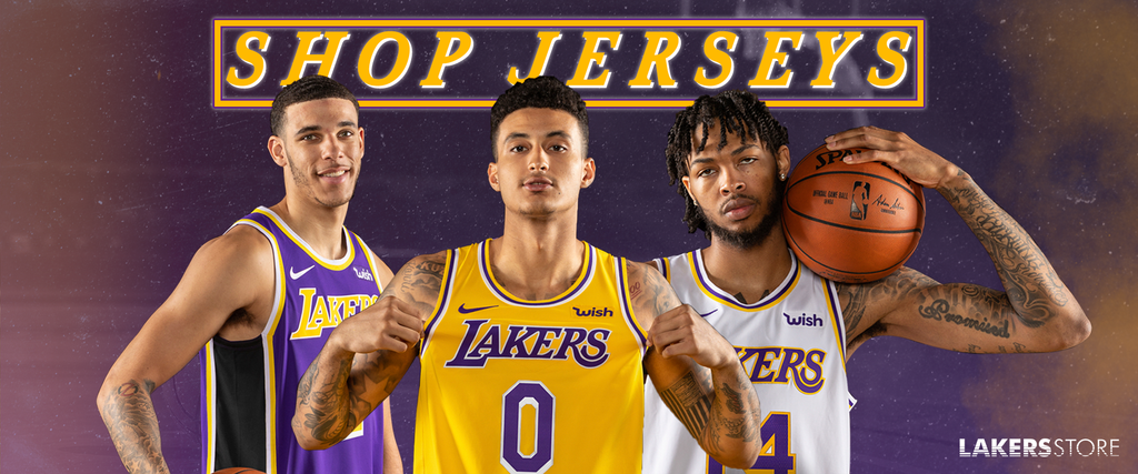 5e2c73384af7 MITCHELL   NESS · Los Angeles Lakers ...