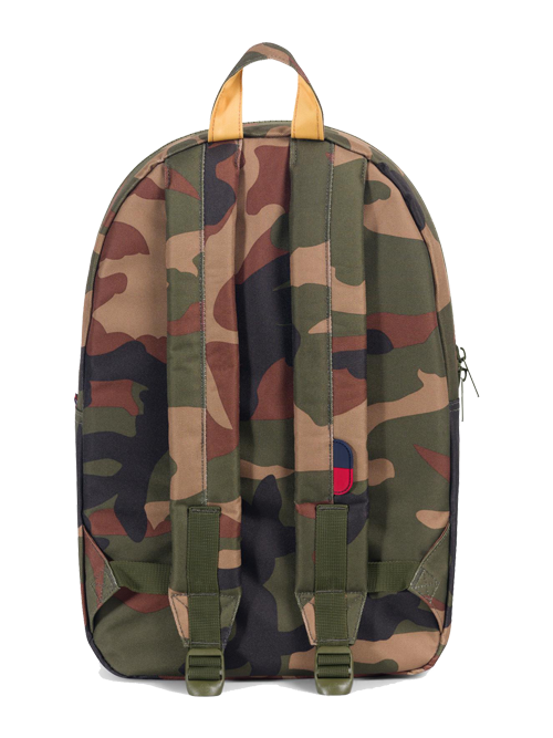 Lakers Super Fan Camouflage Settlement Backpack