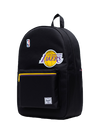 Los Angeles Lakers Black Settlement Backpack
