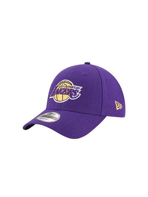 Los Angeles Lakers 9FORTY The League Adjustable Cap - Purple