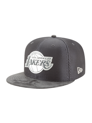 Los Angeles Lakers Women's 9TWENTY Team Labeled Adjustable Cap