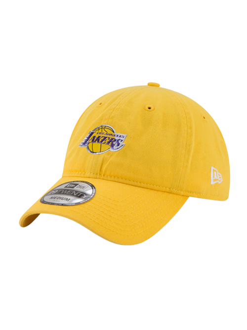 premium selection 47924 89663 Los Angeles Lakers 29TWENTY On Court Reverse Team Slouch Fit Cap – Lakers  Store