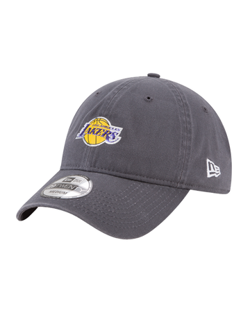Los Angeles Lakers On Court  Black and Gold Cuff Knit Hat