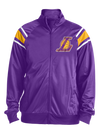 Los Angeles Lakers Courtside Patch Long Sleeve