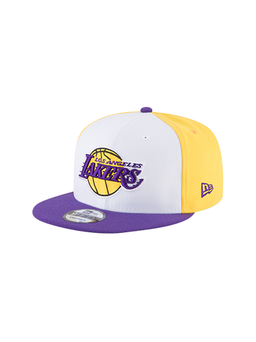 Kobe Bryant 9FIFTY 639 Games Gold Snapback Cap