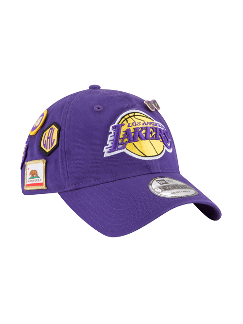 Los Angeles Lakers 2018 Draft 9TWENTY Adjustable Cap
