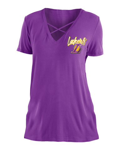 Los Angeles Lakers Women's Wordmark T-Shirt