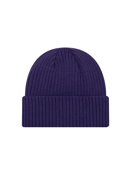 Los Angeles Lakers Core Classic Cuff Knit - Purple