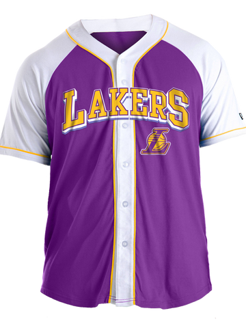 Los Angeles Lakers Three Point Emoji T-Shirt