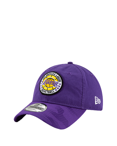 Los Angeles Lakers Born x Raised Wordmark 59FIFTY Fitted Cap