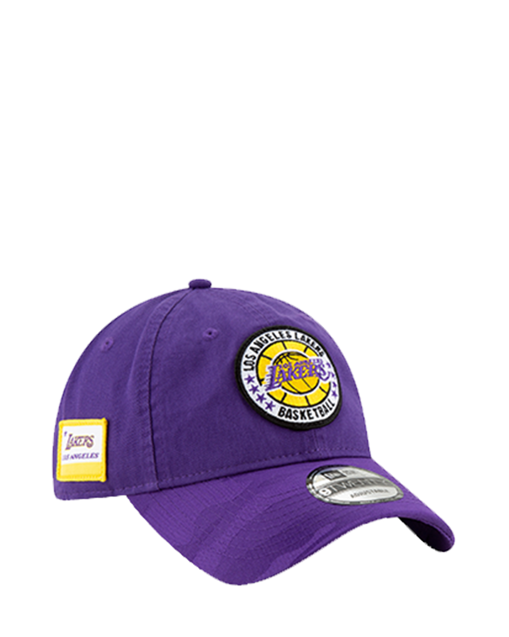 Los Angeles Lakers 9TWENTY Tip Off Adjustable Cap