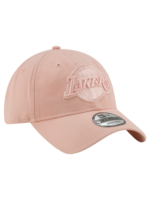 Los Angeles Lakers 9TWENTY Core Classic Rose Adjustable Cap