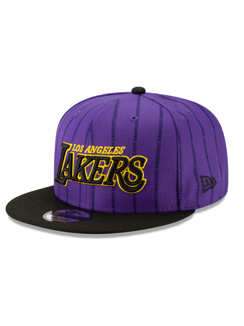 Los Angeles Lakers City Edition 9FIFTY Snapback Cap