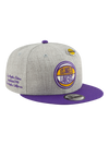Los Angeles Lakers 9FIFTY Authentic Draft Series Snapback Cap
