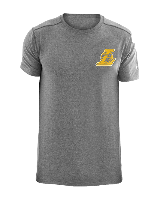 Los Angeles Lakers Dotted Front Back T-Shirt