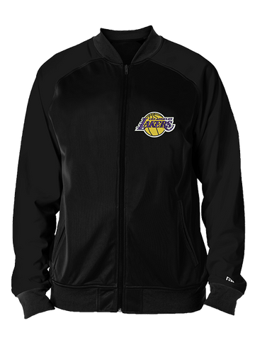 Los Angeles Lakers Women's Courtside Snap Jacket