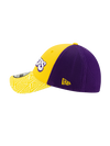 Los Angeles Lakers 39THIRTY City Edition Flex Cap - Gold/Purple