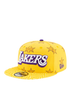 Los Angeles Lakers 19 City Edition Logo Tee - Gold