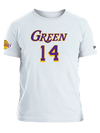 Los Angeles Lakers LeBron James Statement Edition Player T-Shirt