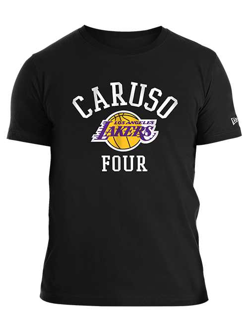 Los Angeles Lakers Alex Caruso Jersey Number T-Shirt