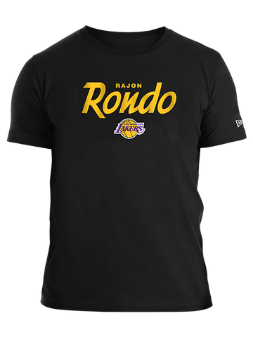 Los Angeles Lakers Kentavious Caldwell-Pope Script T-Shirt
