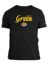 Los Angeles Lakers DeMarcus Cousins Number Fill T-Shirt