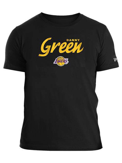 Los Angeles Lakers Danny Green Script T-Shirt