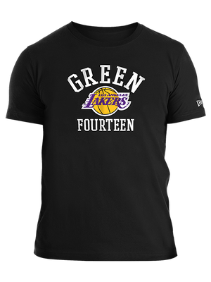 Los Angeles Lakers Danny Green Jersey Number T-Shirt